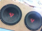 ROCKFORD FOSGATE Car Speakers/Speaker System P2D2-12